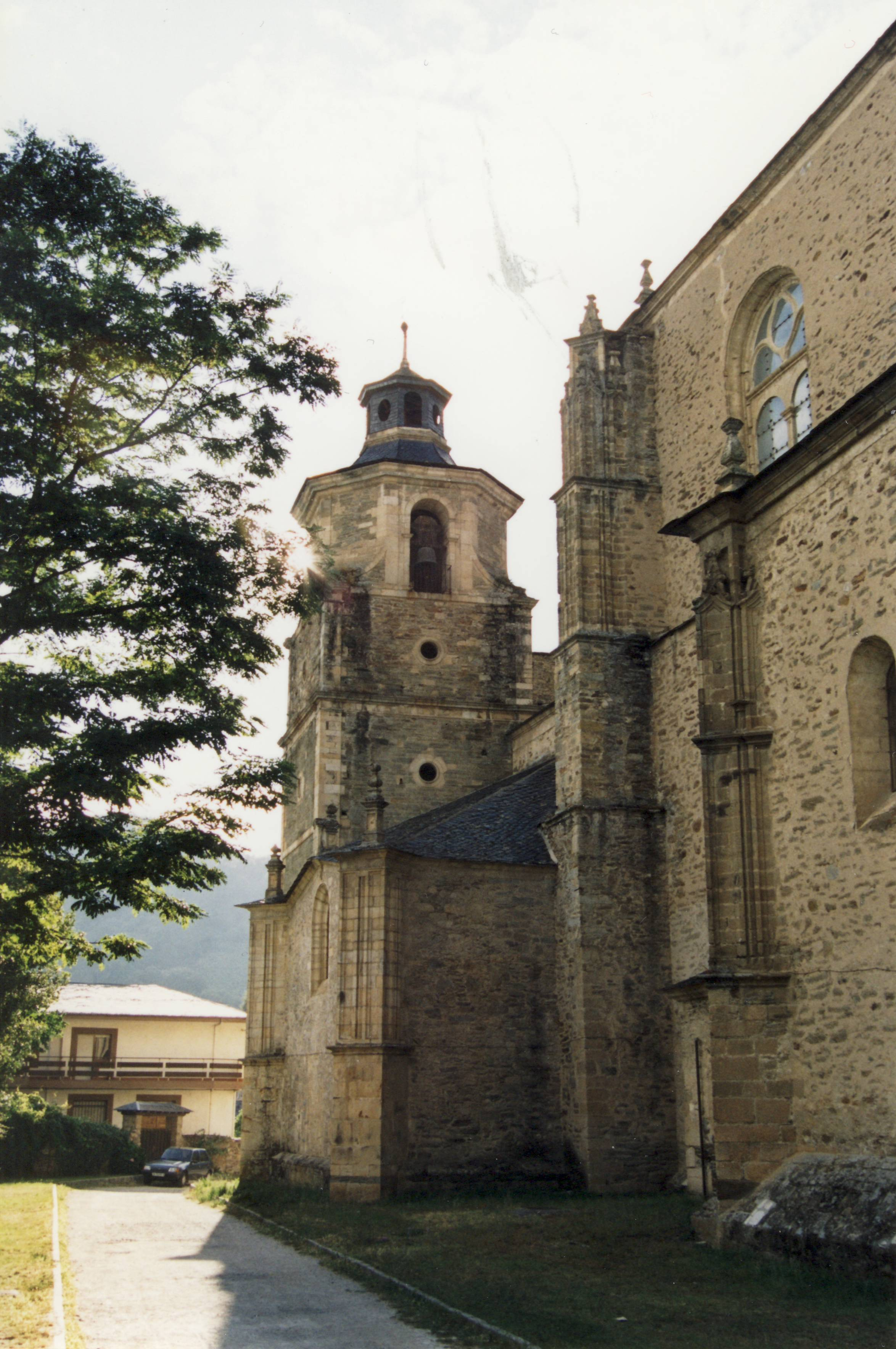 Colegiata de Villafranca del Bierzo