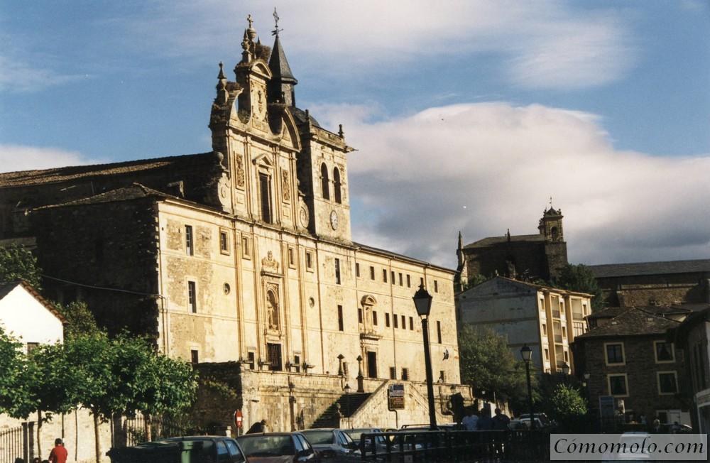 Iglesia de San Nicolas de Villafranca del Bierzo