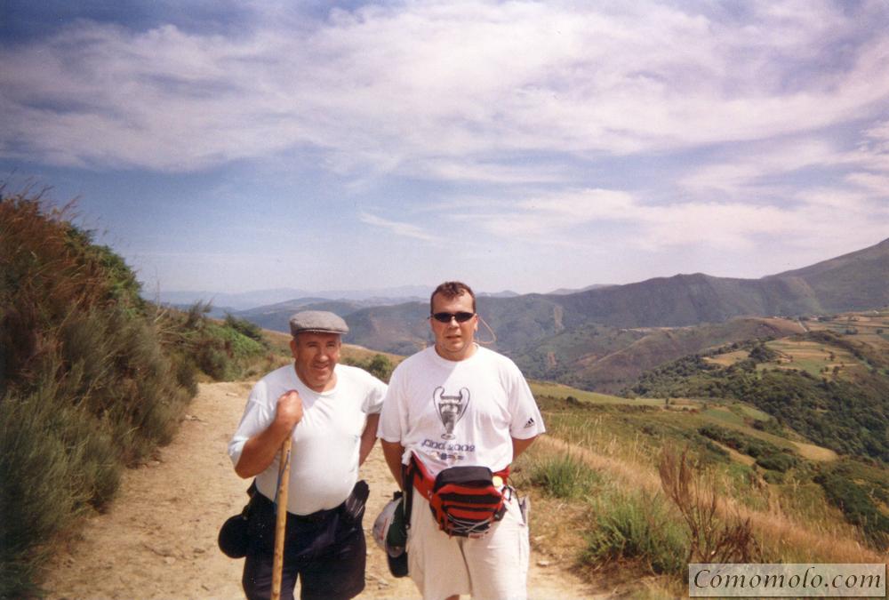 Mi padre y yo