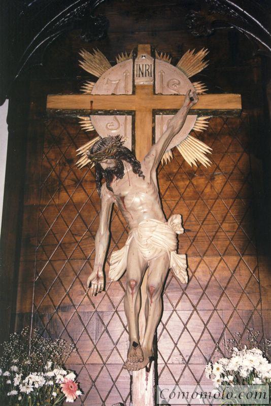 Cristo descolgado de Furelo