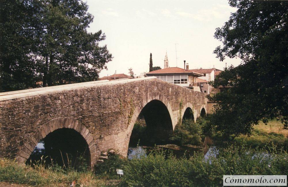Puente medieval de Furelo