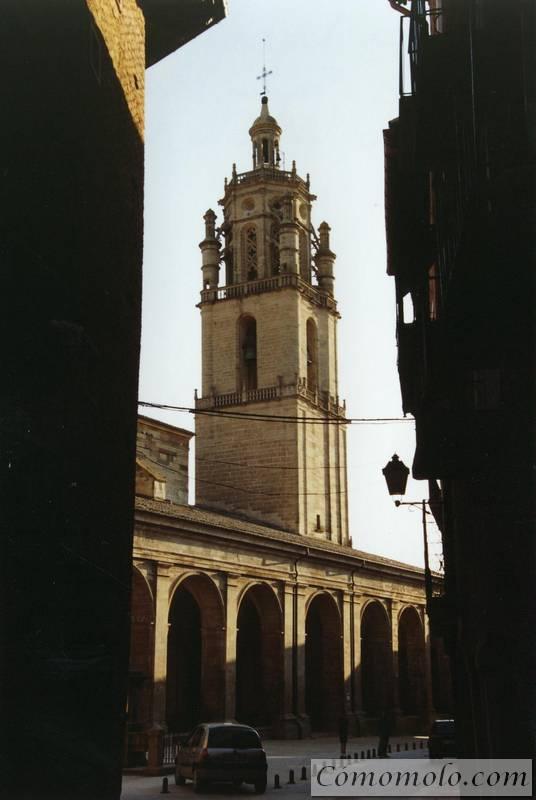 Iglesia de Santa Maria. Los Arcos