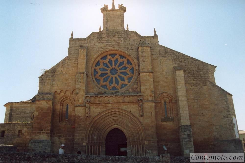 Iglesia de Santa María. Castrojeriz