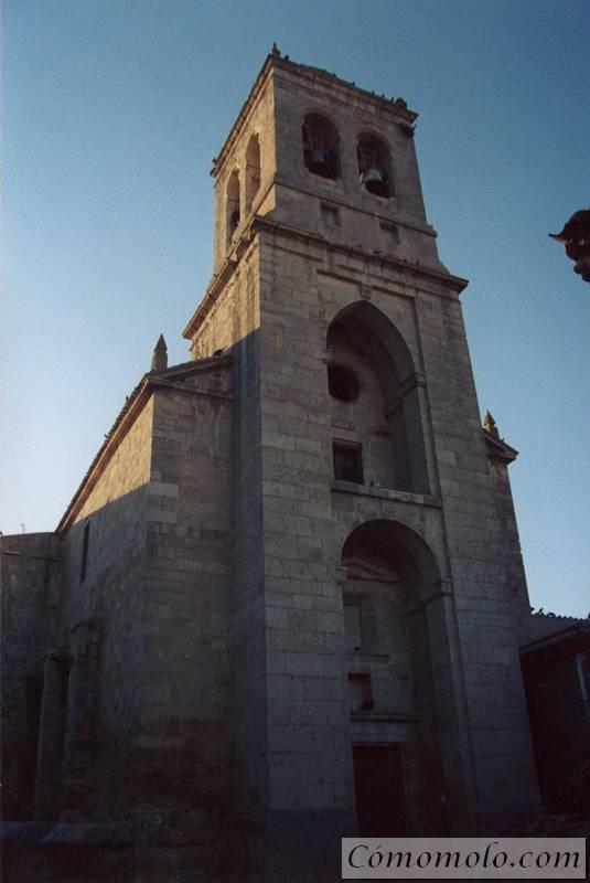 Iglesia de la Inmaculada. Hontanas