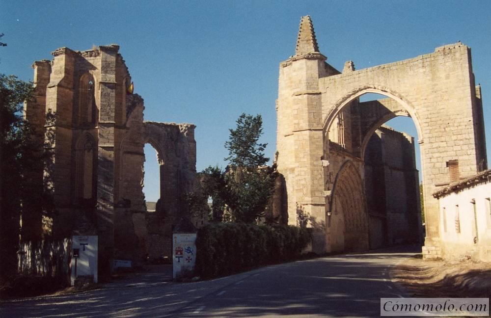 Monasterio de San Antón (Castrojeriz)