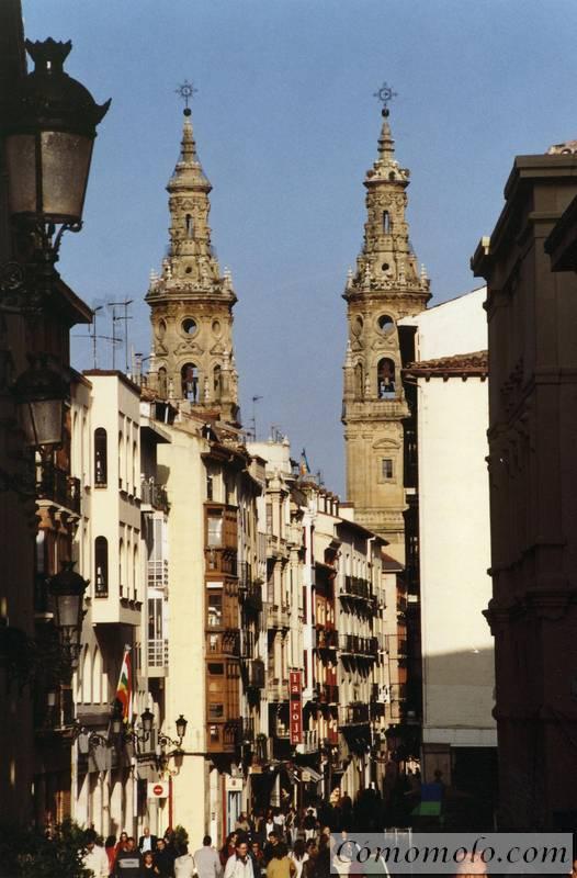 Torres de La Catedral de Logroño