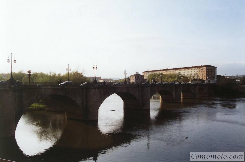 Puente de Piedra. Logroño