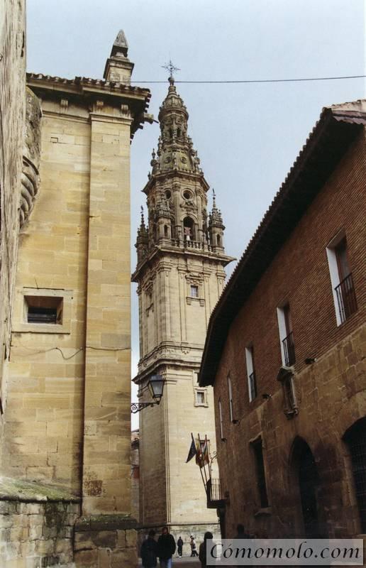 Torre Exenta. Santo Domingo de La Calzada