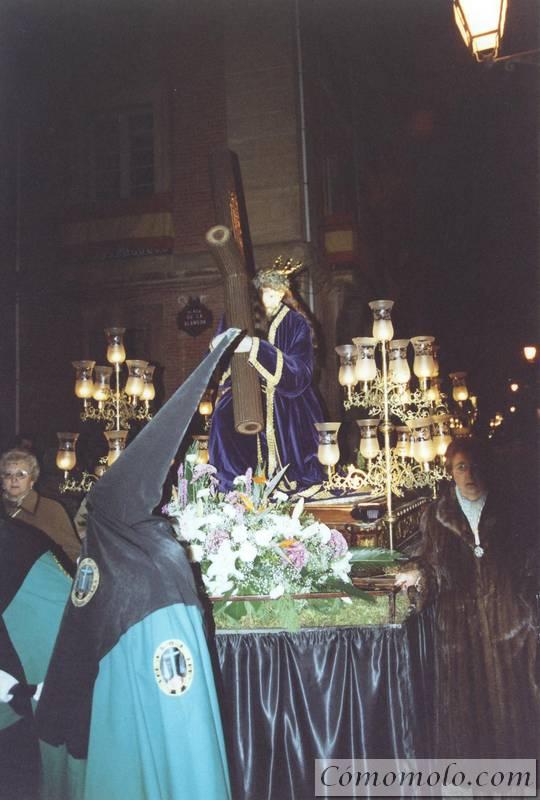 Procesión del Jueves Santo. Santo Domingo