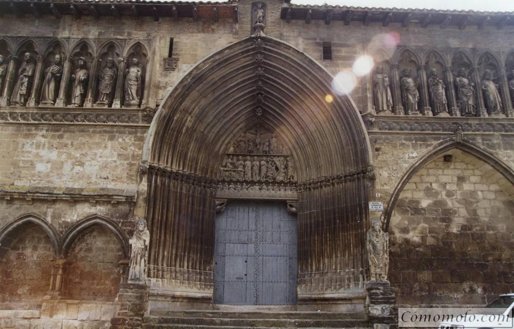 Iglesia del Santo Sepulcro. Estella