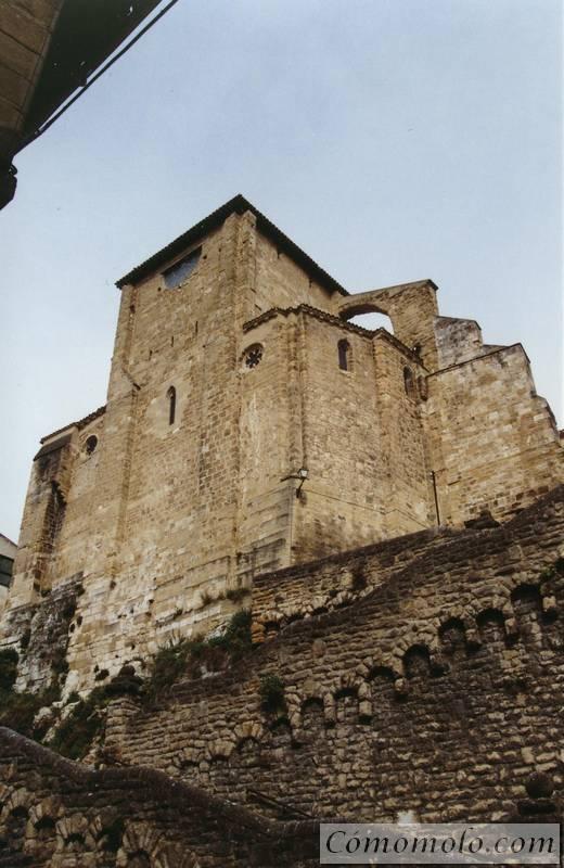 Iglesia de San Miguel. Estella