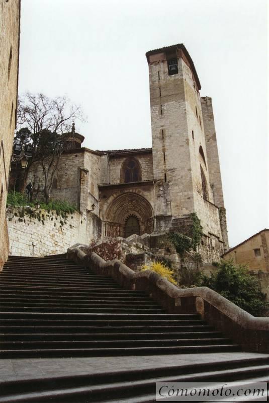 Iglesia de San Pedro de la Rua. Estella