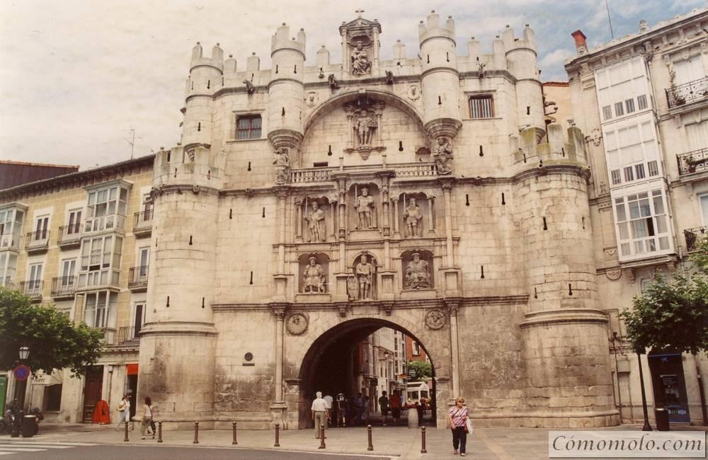 Puerto Real. Burgos
